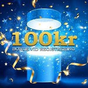 100kr bonus