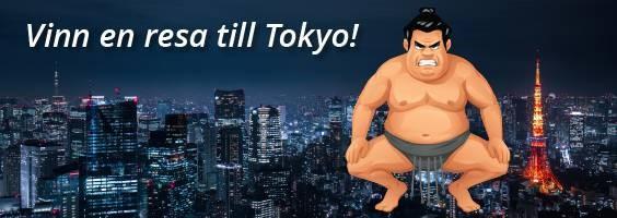 Chanz kampanj resa till Tokyo