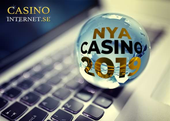 CasinoInternet - Nya Casinon 2019