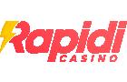 Rapidi Casino Bonus & Recension logo