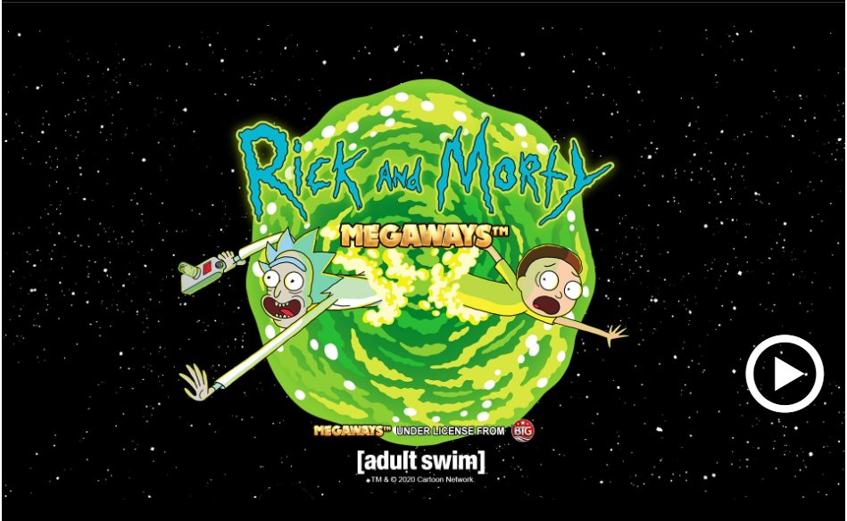 Rick and Morty i rymden