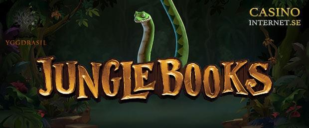 Jungle Books spelautomat yggdrasil slot