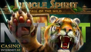Jungle Spirit: Call of the Wild netent spelautomat video slot