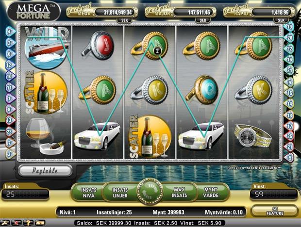 spel där man vinna pengar utan insats