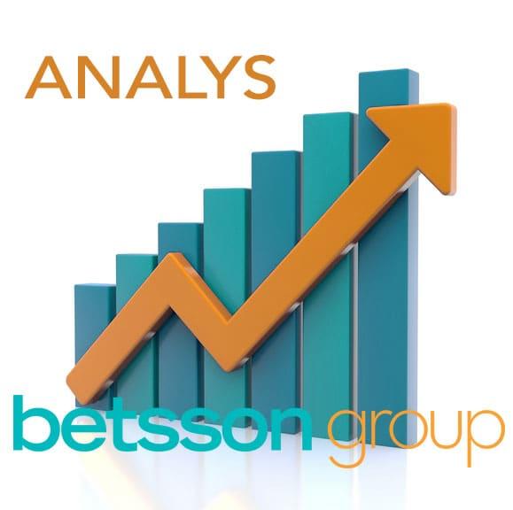 betsson aktie analys