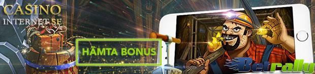 betrally casino bonus