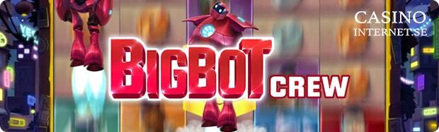 bigbot crew spelautomat