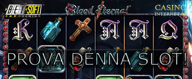 blood eternal slot betsoft