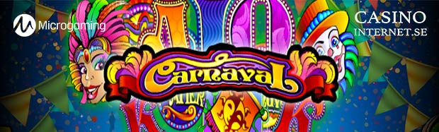 carnaval spelautomat