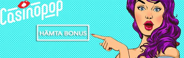 casino pop casino bonus free spins