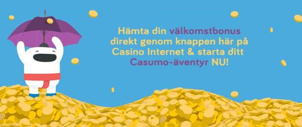 casumo-äventyr hos Casumo casino