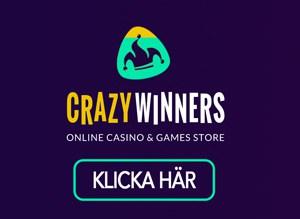 crazywinners casino bonus