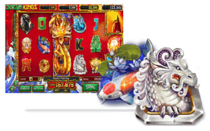 dragon kings spelautomat slot