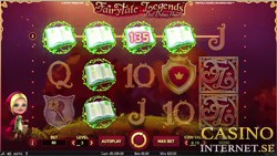 fairytale legends red riding hood slot free spins
