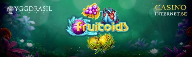 fruitoids spelautomat