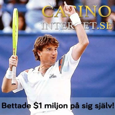 jimmy connors 1 miljon dollar bet internet casino