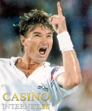 jimmy connors internet casino gambling