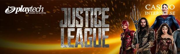 Justice League spelautomat