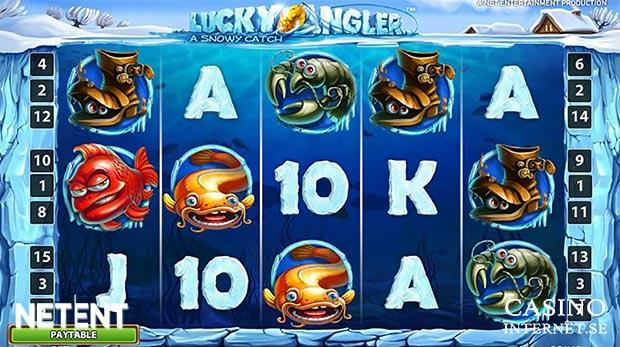 lucky angler spelautomat