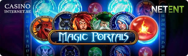 magic portals spelautomat