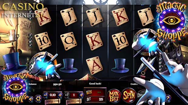 video slot magic shoppe spelautomat betsoft online casino