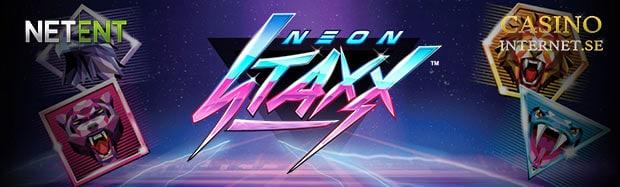 Neon Staxx Spelautomat