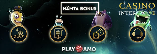 bonus free spins playamo casino