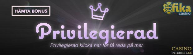 fika casino privilegierad online casino vip