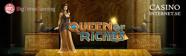 queen of riches spelautomat