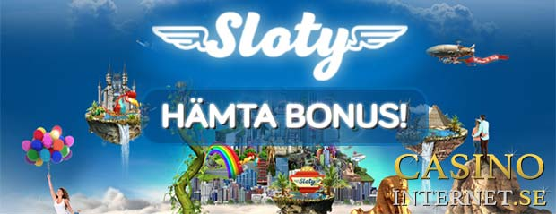 sloty casino bonus free spins
