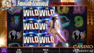 michael jackson slot smooth criminal free spins