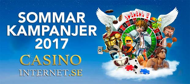 sommarkampanjer casino