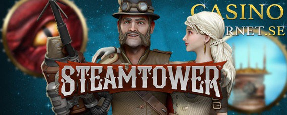 steam tower casino internet