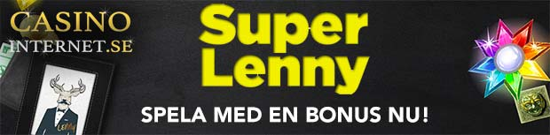 superlenny casino bonus