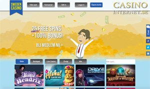 sweden casino bonus