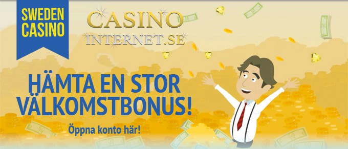 sweden casino free spins bonus