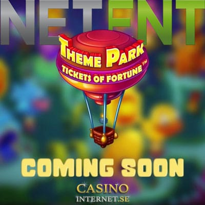 theme park: tickets of fortune netent online casino slot