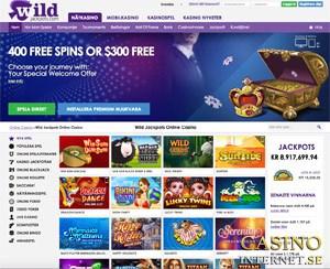 wild jackpots casino