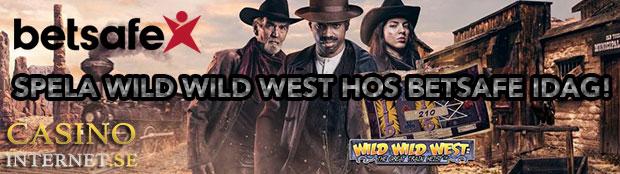 online casino wild wild west train heist betsafe bonus free spins
