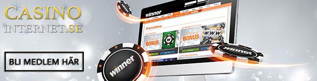 winner casino bonus free spins